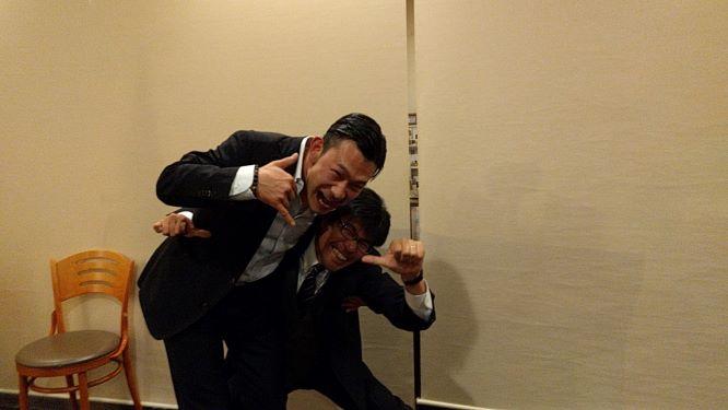 小幡氏結婚式でガッキーと